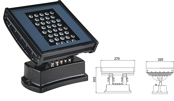 Led drita dmx,Dritat e rondele me ndriçim LED,LWW-7 rondele e rrymes LED 1, LWW-7-36P, KARNAR INTERNATIONAL GROUP LTD