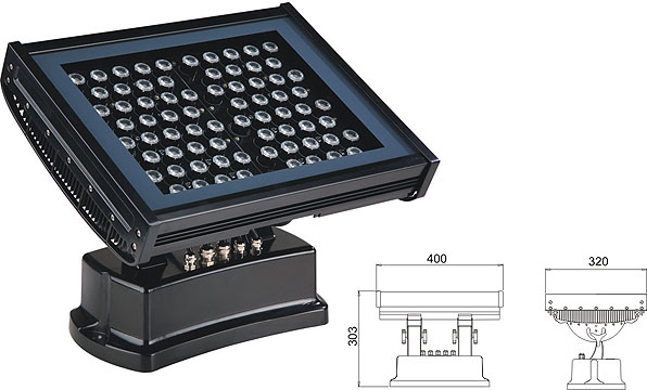 Led drita dmx,Drita e rondele e dritës LED,LWW-7 rondele e rrymes LED 2, LWW-7-72P, KARNAR INTERNATIONAL GROUP LTD