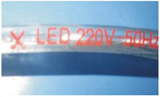Led drita dmx,rrip fleksibël,110 - 240V AC SMD 5730 LEHTA LEHTA LED 11, 2-i-1, KARNAR INTERNATIONAL GROUP LTD
