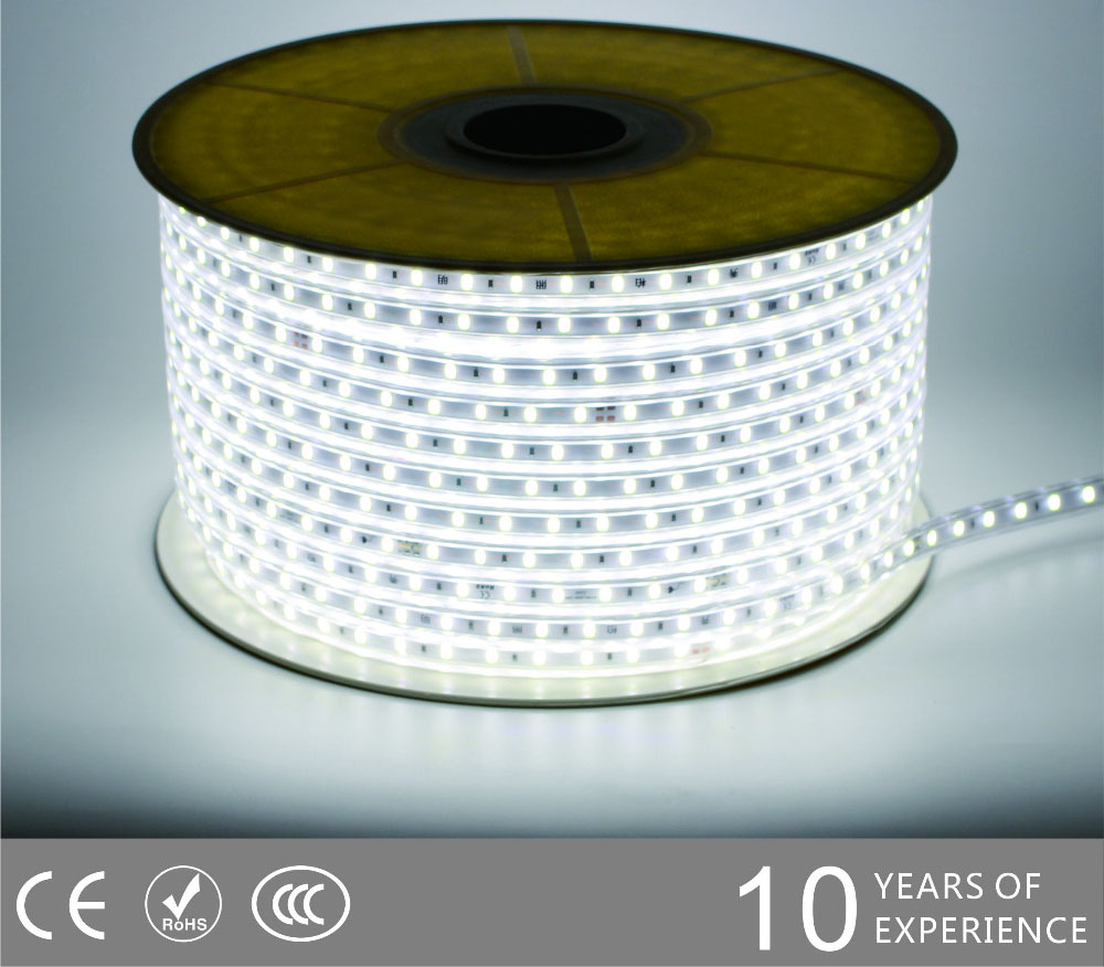 Guangdong udhëhequr fabrikë,LED dritë strip,240V AC Jo Wire SMD 5730 udhëhequr dritë strip 2, 5730-smd-Nonwire-Led-Light-Strip-6500k, KARNAR INTERNATIONAL GROUP LTD