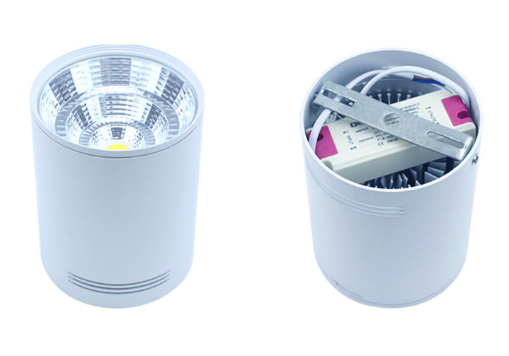 Ilipigwa mwanga wa dmx,chini ya mwanga,China 10w uso Led downlight 3, saf-3, KARNAR INTERNATIONAL GROUP LTD