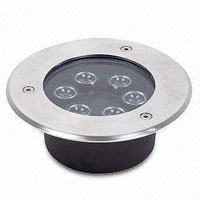 Led drita dmx,LED dritë misri,3W Square Buried Light 3, 6x1W, KARNAR INTERNATIONAL GROUP LTD